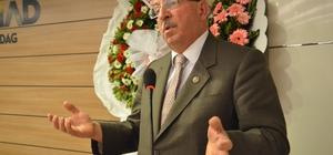 """Başkan Albayrak:  """"16 Temmuz Sabahı 937 bin Tekirdağlının bağlılığını Cumhurbaşkanlığına bildirdim"""""""