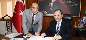 Bafra Belediyesi ile İŞKUR protokol imzaladı