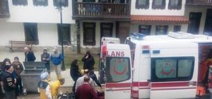 Sakarya'da termal tesisin asma tavanı çöktü: 6 yaralı