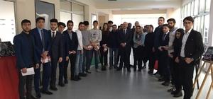 Azerbaycanlı öğrencilerden '20 Ocak 1990 katliamı' konulu fotoğraf sergisi
