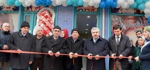 Başkan Baran, iş yeri açılışına katıldı