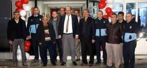 Karpuzlu Dr. Mustafa Yaman Düğün Salonu hizmete açıldı