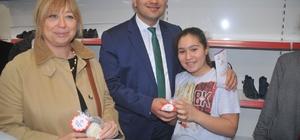 Bornova'nın küçük öğrencilerinden büyüklere örnek olacak proje