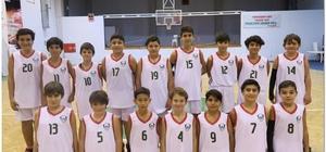 Foça U 13 Erkek Basketbol Takımı 1. grupta yarışacak