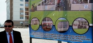Erciş Belediyesinde hizmet atağı