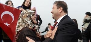 Başkan Ali Kılıç'a destek yüzde 67'ye çıktı