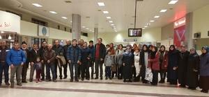 Atakum AİHL öğrencileri İngilizce eğitimi için İngiltere'ye gitti