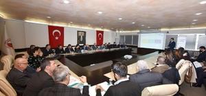 Trabzon'da 'HİSER' Projesi'nin tanıtımı yapıldı