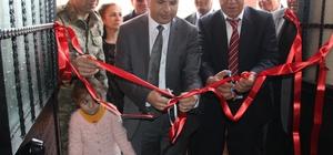 Erzin'de Kadın Mesleki Eğitim Merkezi açıldı