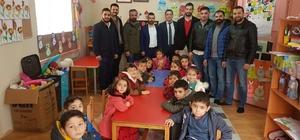 MAGİDER, Alaşehir'e çocuk oyun alanı kazandırdı