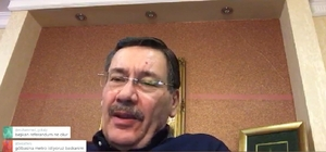 Ankara Büyükşehir Belediye Başkanı Gökçek: