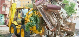 Fatsa'da 2016'da 15 metruk bina yıkıldı