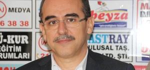 Adalet Eski Bakanı Ergin'den gazetecilere ziyaret
