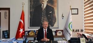 Başkan Albayrak'ın taziye mesajı