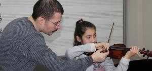 Beylikdüzü Belediyesi geleceğin müzisyenlerini yetiştiriyor