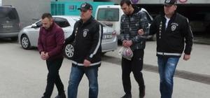 Başkentte ATM hırsızları yakalandı