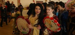 Sakarya'da engelliler için kına merasimi