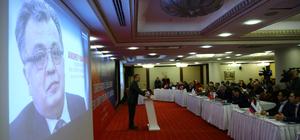"""""""Türkiye-Rusya İlişkilerinde Yeni Dönem için Yol Haritası"""" Çalıştayı"""
