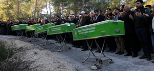 Osmaniye'de 5 kişinin öldüğü trafik kazası