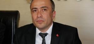 MHP Çorum İl Başkanı Mehmet Akif Aras;