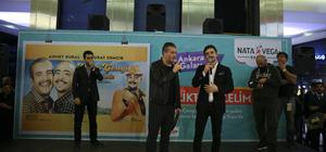 Çalgı Çengi İkimiz'in Ankara galası yapıldı