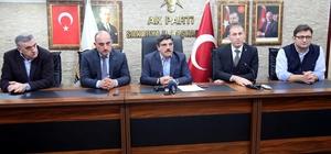 AK Parti Genel Başkan Yardımcısı Aktay: