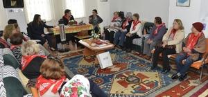Muratpaşa'da 'Alyazma' eğitimleri devam ediyor