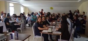 Hastane personeline afet bilinci eğitimi