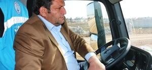 Akçakale Belediyesi araç filosunu güçlendirdi