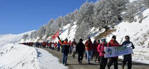 Zigana Dağı'nda ölen 10 dağcı anıldı