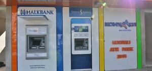 Konyaaltı Belediyesi 2.ATM Parkı tamamladı