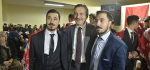 Başkan Ataç, asker düğününe katıldı