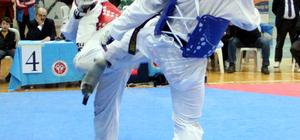 Büyükler Türkiye Tekvando Şampiyonası sona erdi