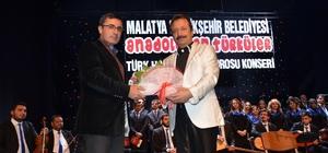Büyükşehir THM Korosu'ndan Anadolu'dan Türküler konseri