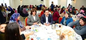 Başkan İmamoğlu, Gürpınarlı kadınlarla kahvaltıda buluştu