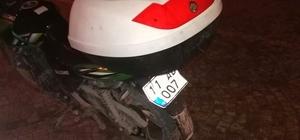 Kıvrık plakaya 427 lira ceza
