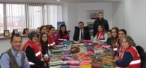 """Türk Kızılayı'ndan """"Minik Yürekler Üşümesin"""" projesi"""