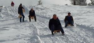 Ordu'da 2. Ulugöl Yaylası Kış Festivali