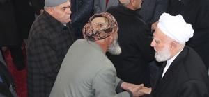 Bitlis'te kan davalı aileler barıştırıldı