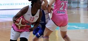 Bellona Agü Spor'da Chelsea Gray En Skorer Oyuncu Oldu