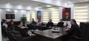 Mimari ve Estetik Kurulu'ndan Başkan Tutal'a ziyaret