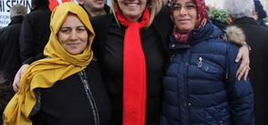 Başkan Uyar'dan Zeytinalanı kadınlarına müjde