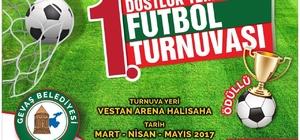 Gevaş Belediyesinden futbol turnuvası