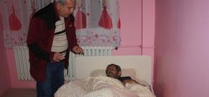 Hasta ve mağdur vatandaşa yardım