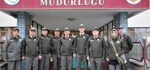 Orman muhafaza memurlarına yeni üniforma
