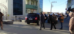 Kulp Belediyesine kayyum atanan Kaymakam Fatih Dülgeroğlu:
