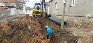 Yağmur suları artık evleri basmayacak