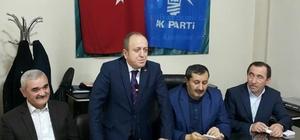 AK Parti Osmancık Danışma Meclisi Yapıldı