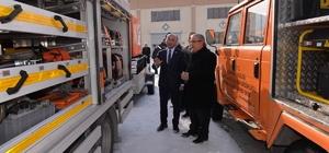 Vali Nayir: AFAD, personel ve donanımda başarılı