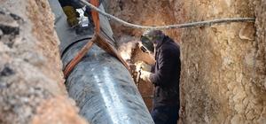 MASKİ'den son 3 yılda bin 100 kilometrelik içme suyu alt yapısı